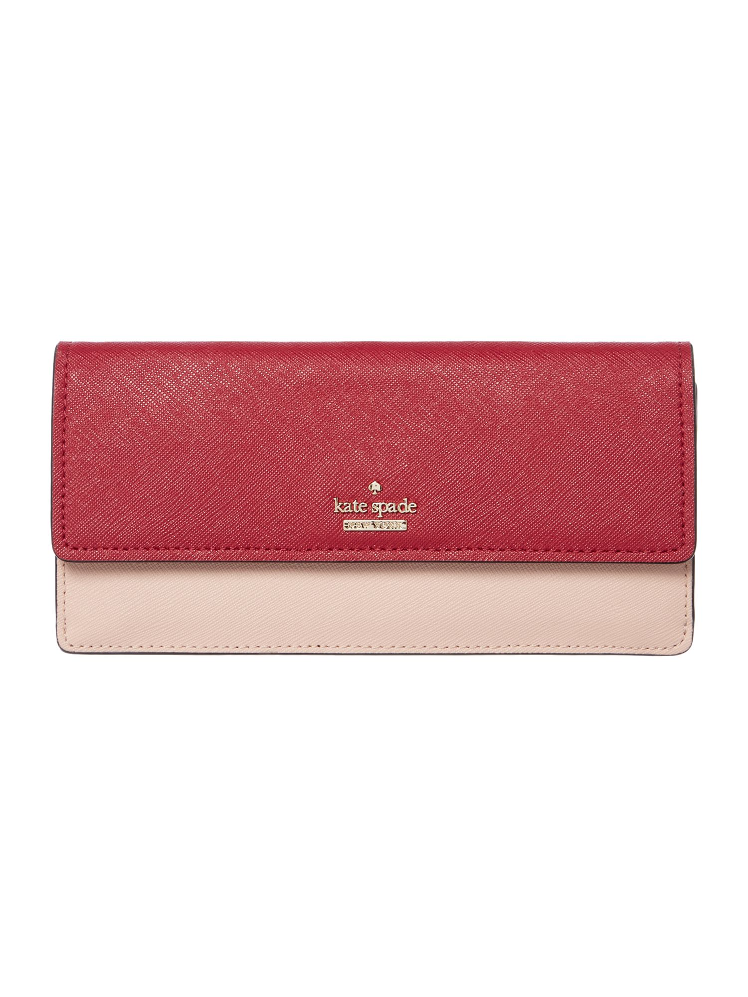 Kate Spade New York Cameron street alli flapover, Red