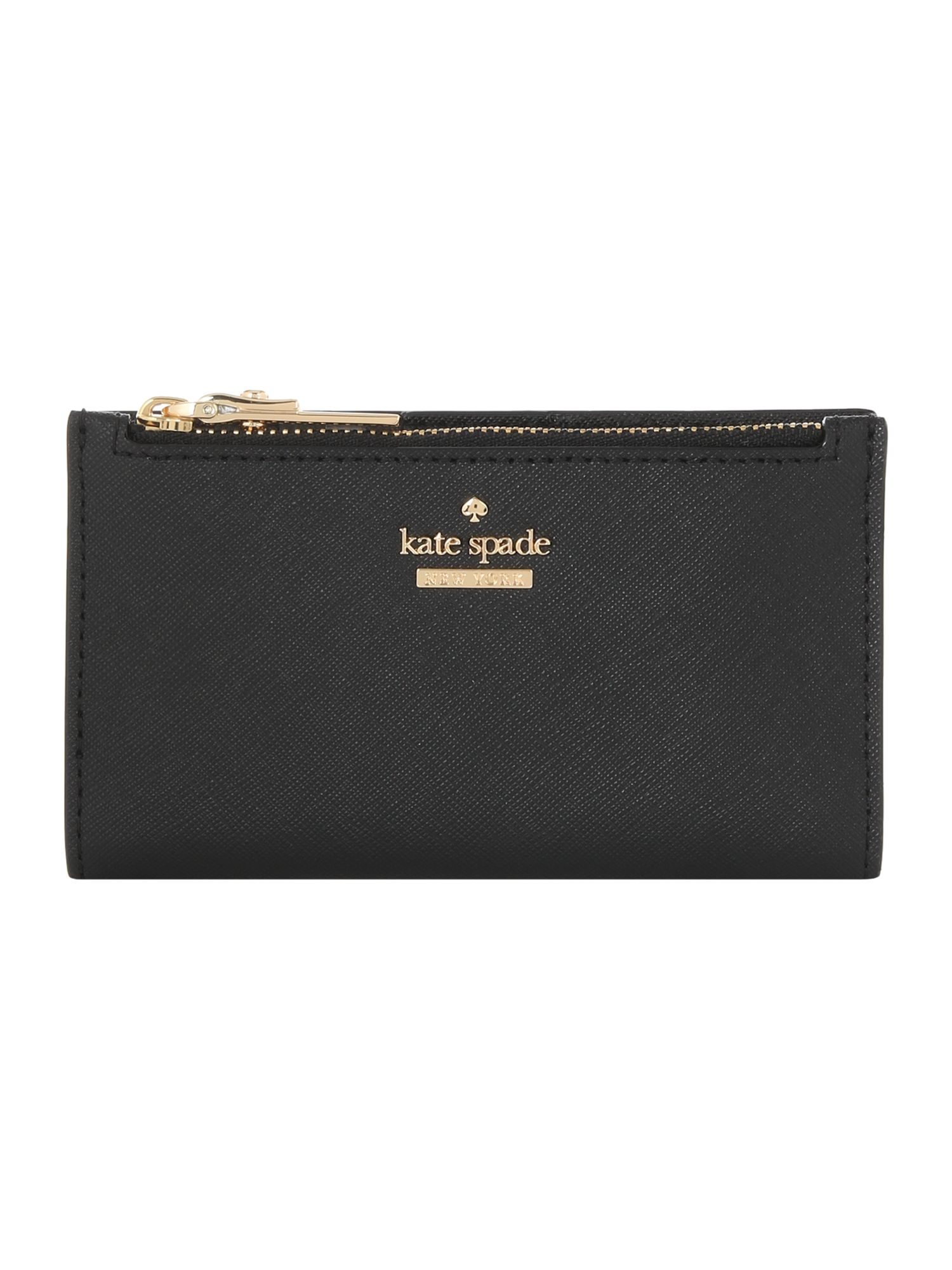 Kate Spade New York Cameron street mikey card case, Black