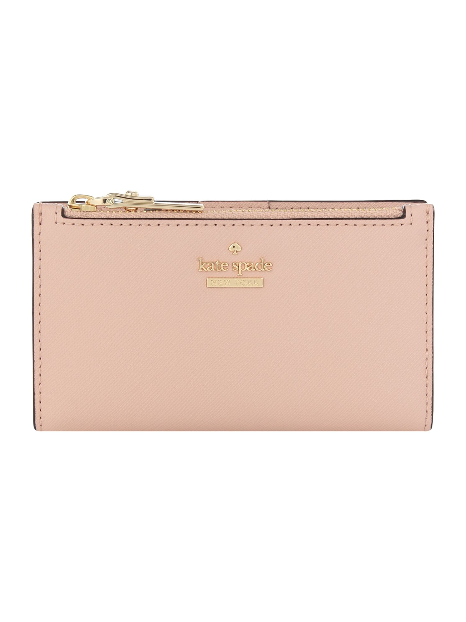 Kate Spade New York Cameron street mikey card case, Pink