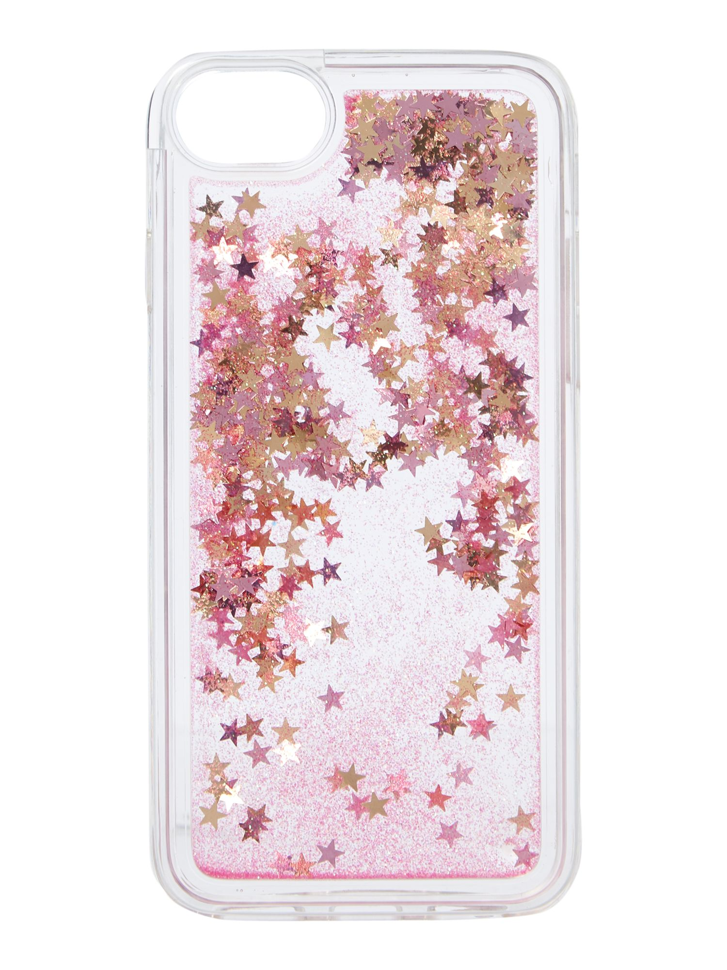 Therapy Glitter iPhone 6 and 7 case, Pink