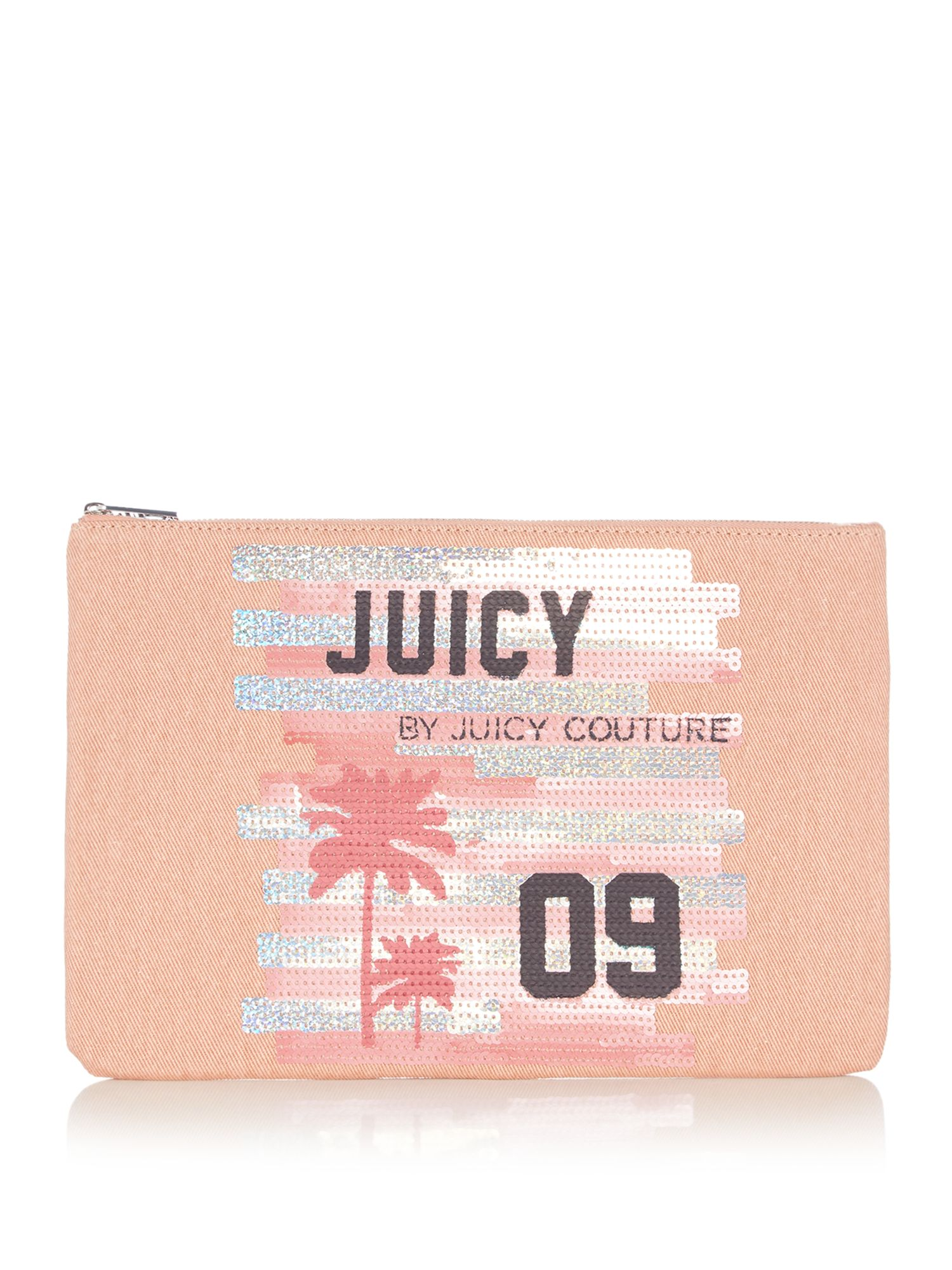 Juicy by Juicy Couture Zoey large pouch, Pink