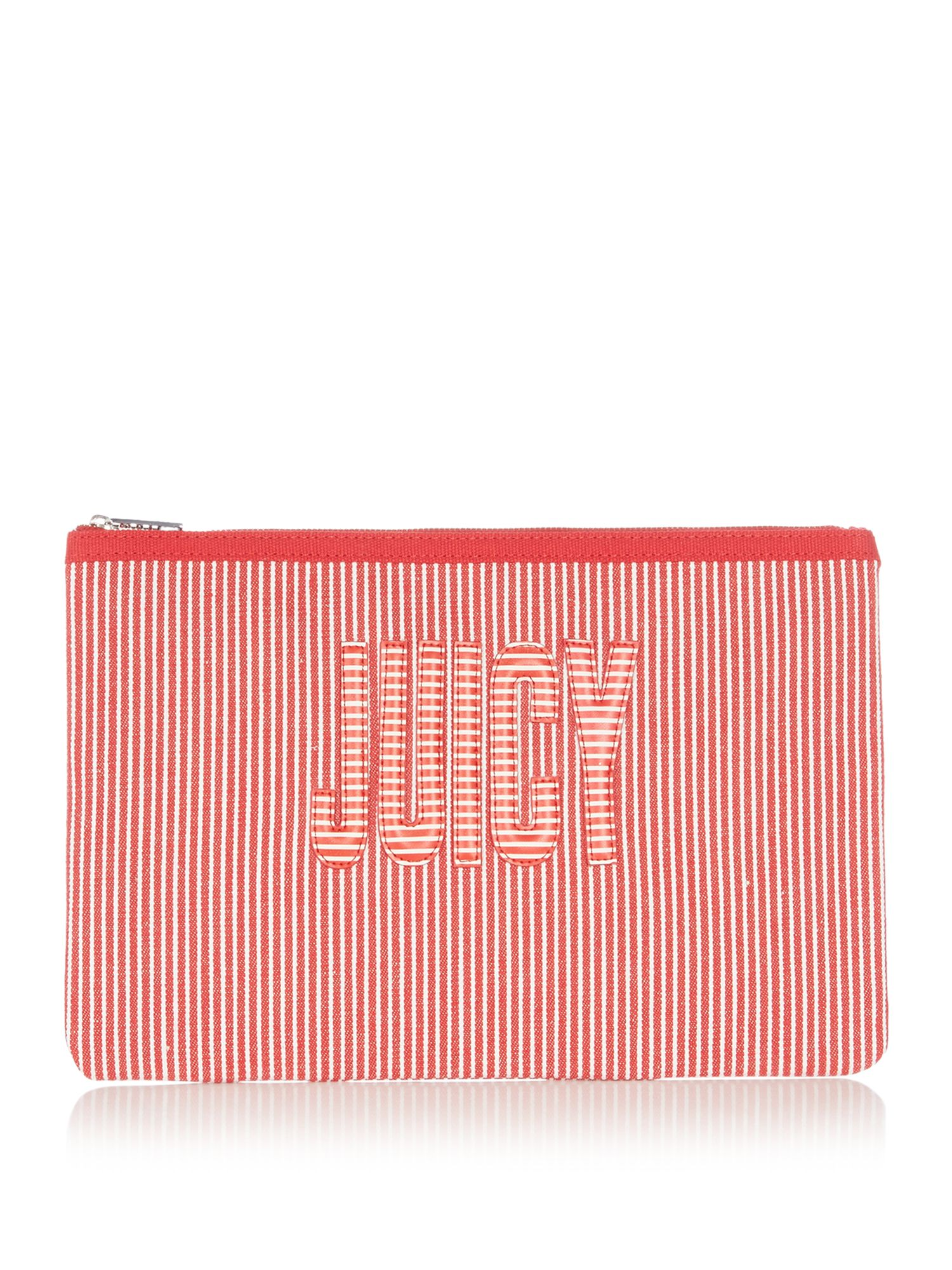 Juicy by Juicy Couture Zoey large pouch, Red