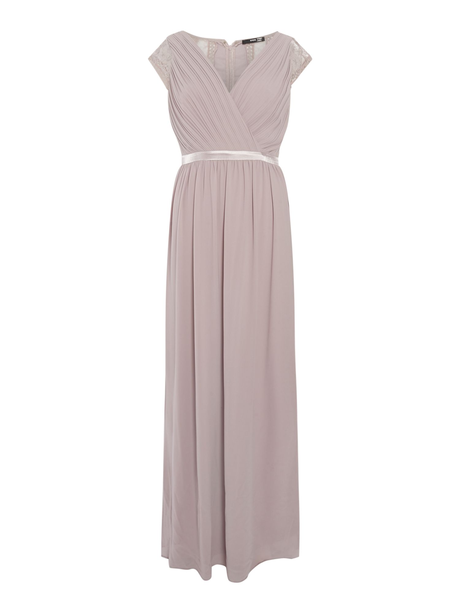 tfnc V neck strappy midi dress, Lavender