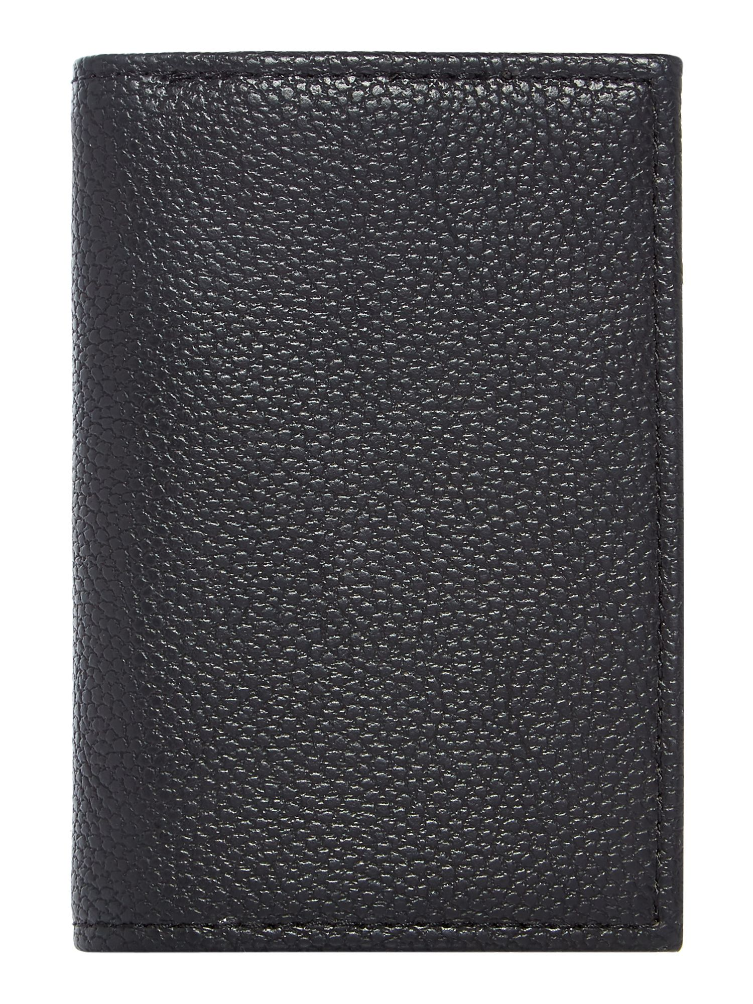 Therapy Colour block card holder, Black