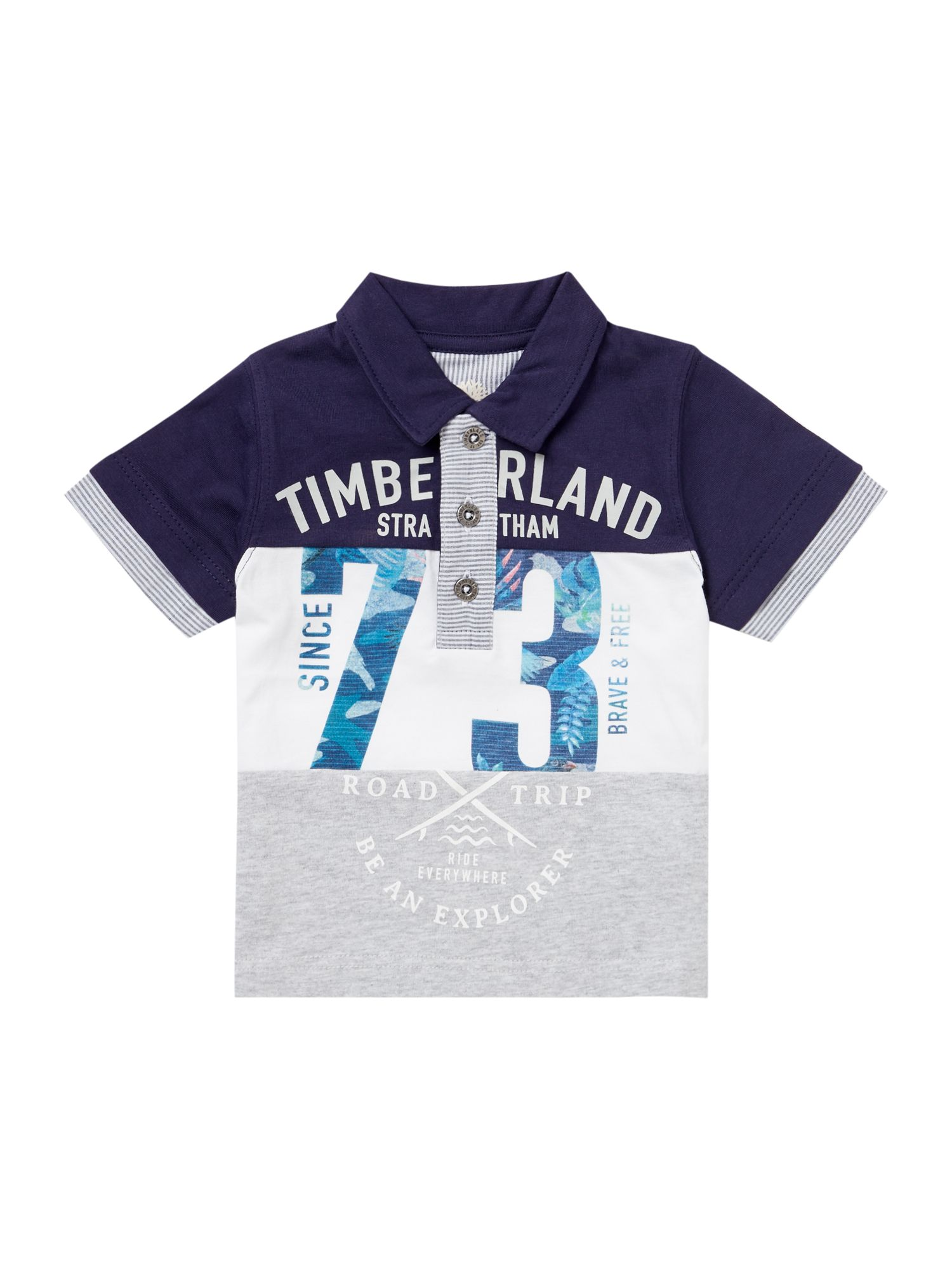 Click to view product details and reviews for Timberland Baby Boys Short Sleeve Polo Blue.