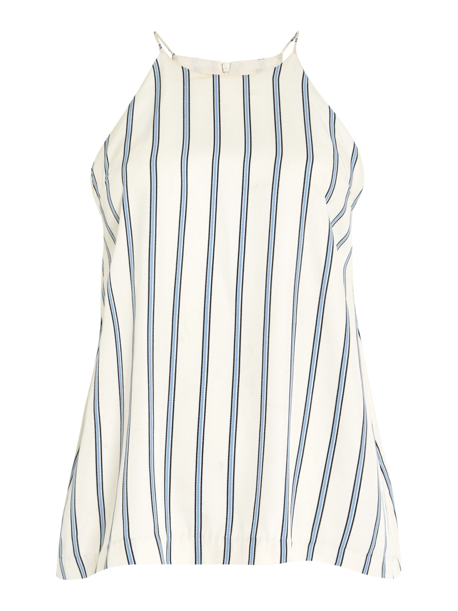 Samsoe and Samsoe Elsa Stripe Top, Multi-Coloured