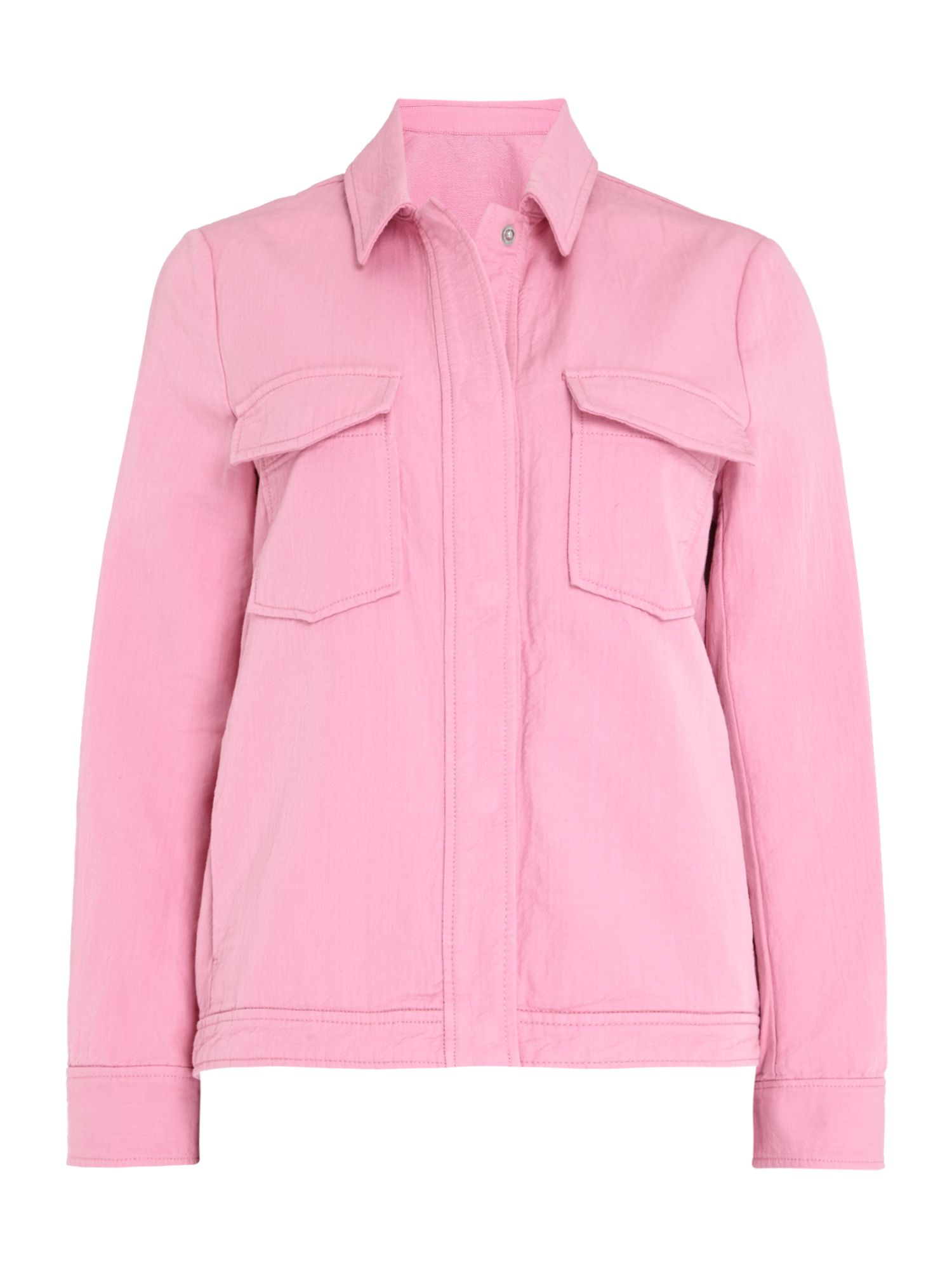 Samsoe and Samsoe Kealey double pocket jacket, Rose