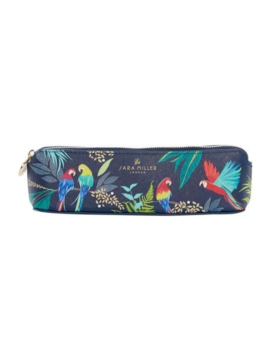 Sara Miller Parrots Pencil Case