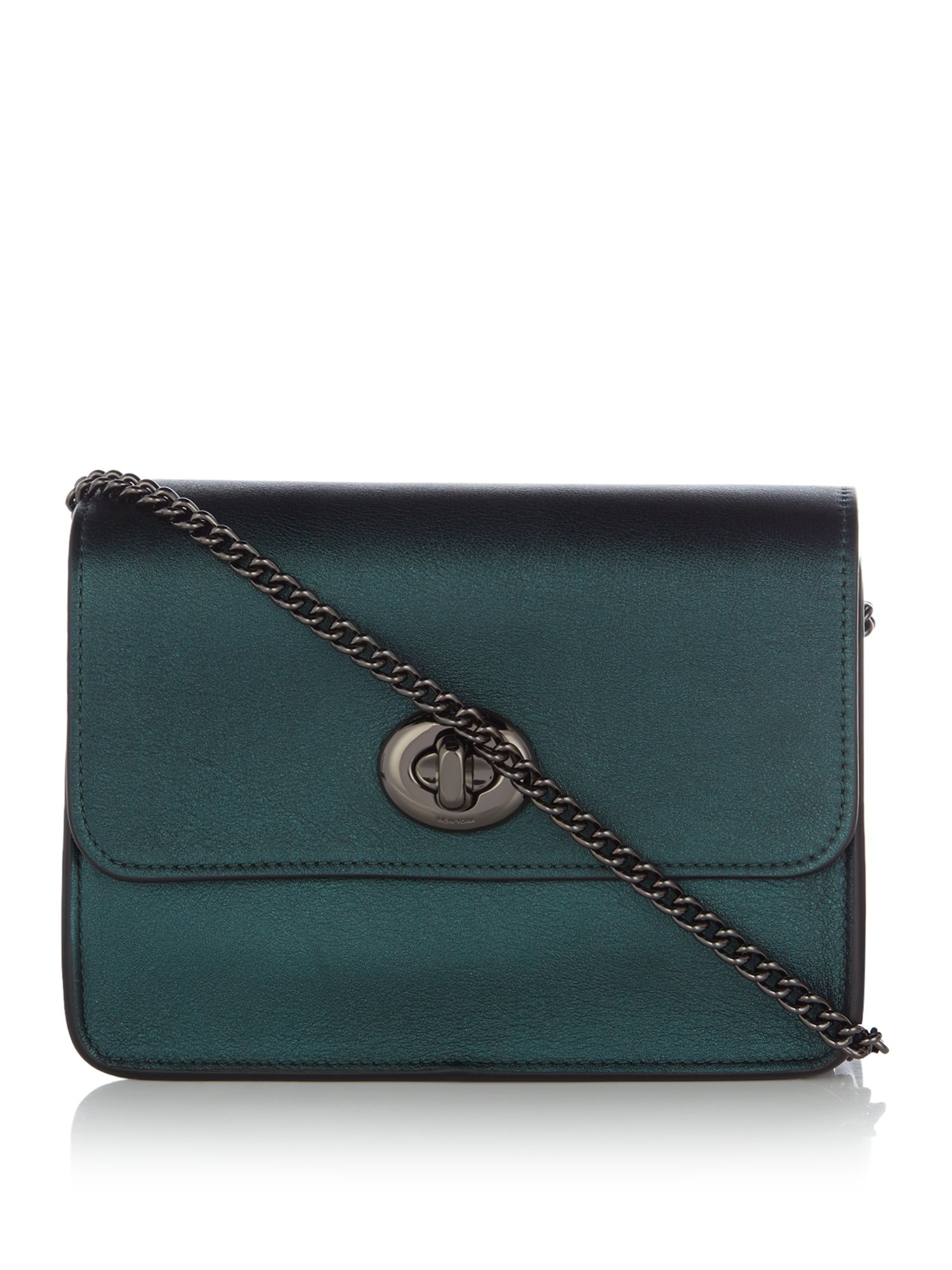 Coach Bowery crossbody bag, Green