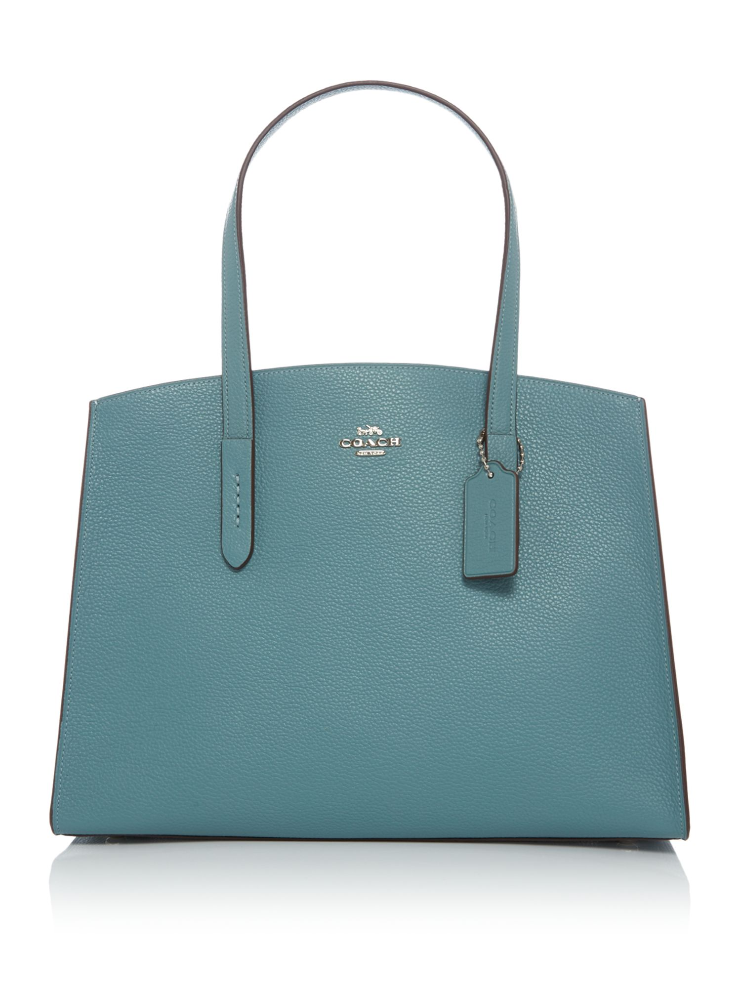 Coach Charlie carryall tote bag, Blue