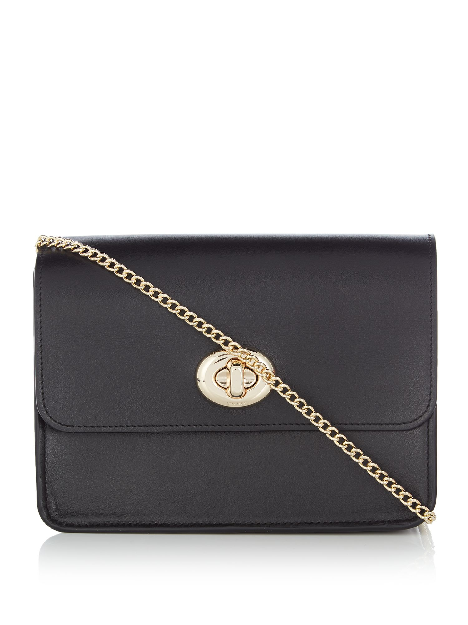 Coach Bowery crossbody bag, Black