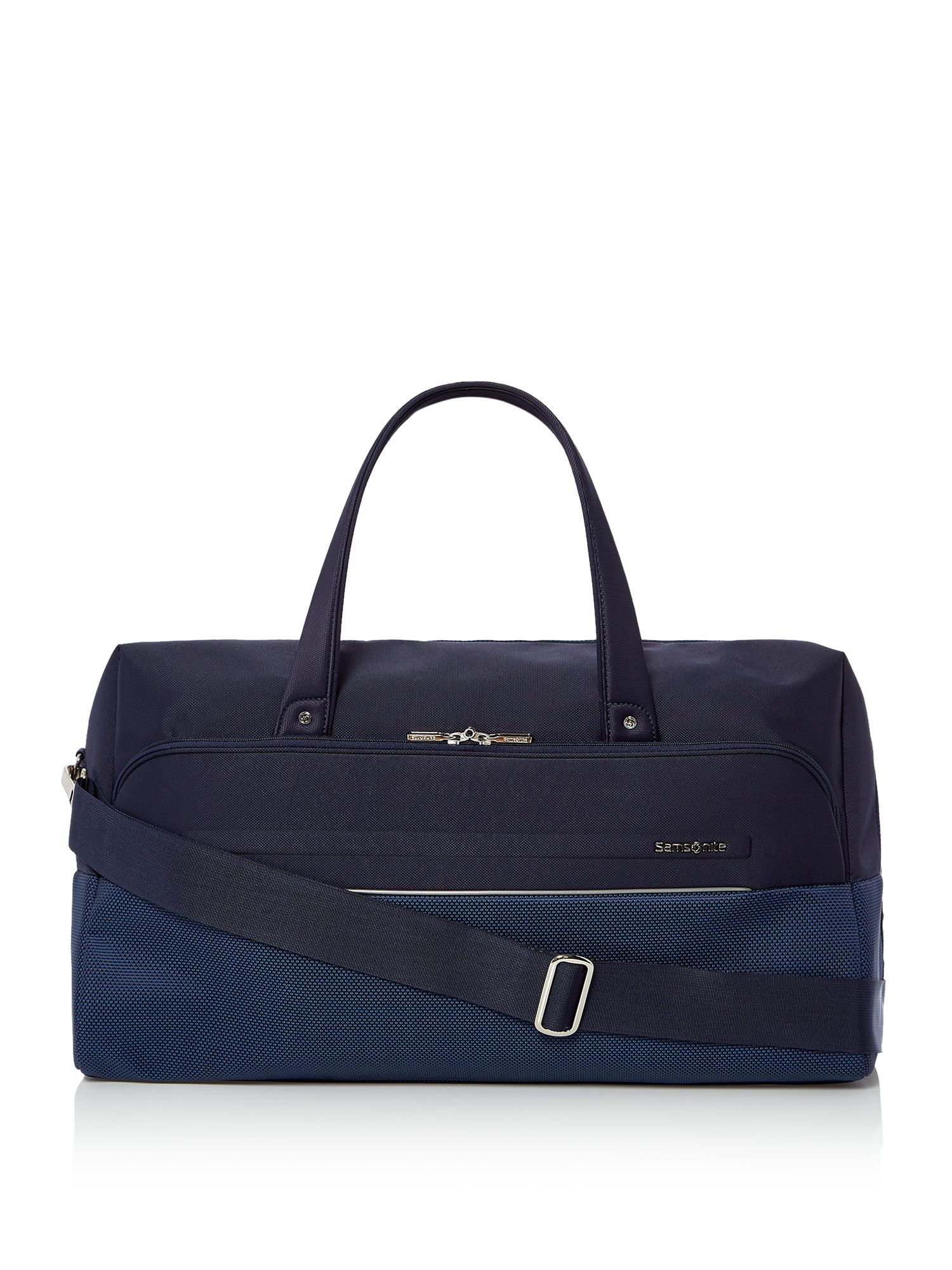 Samsonite B-Lite Icon Blue 55cm Duffle Bag, Blue