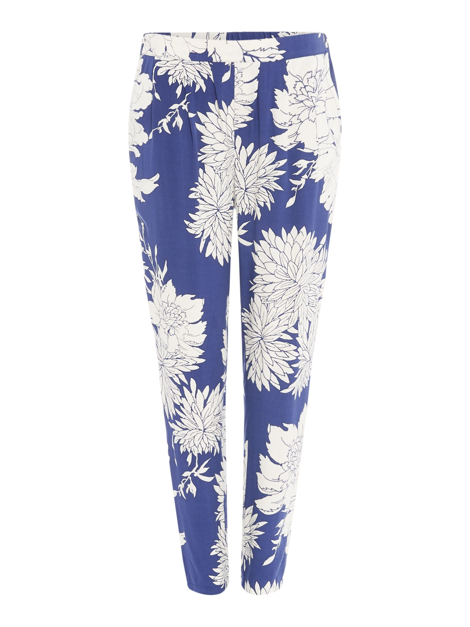 Part Two Litzy floral trousers, Multi-Coloured
