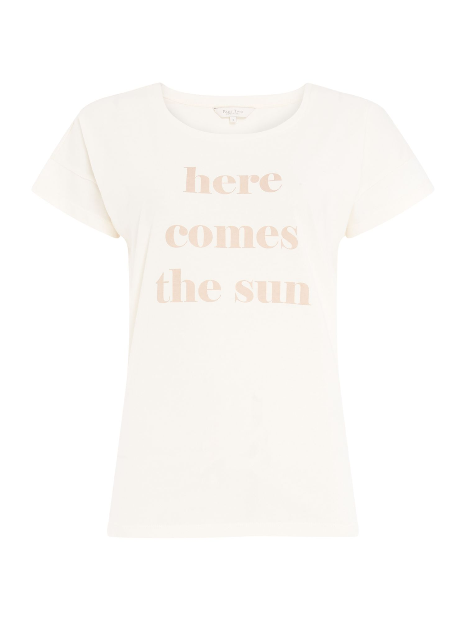 Part Two Lil tee here comes the sun, Light Pink