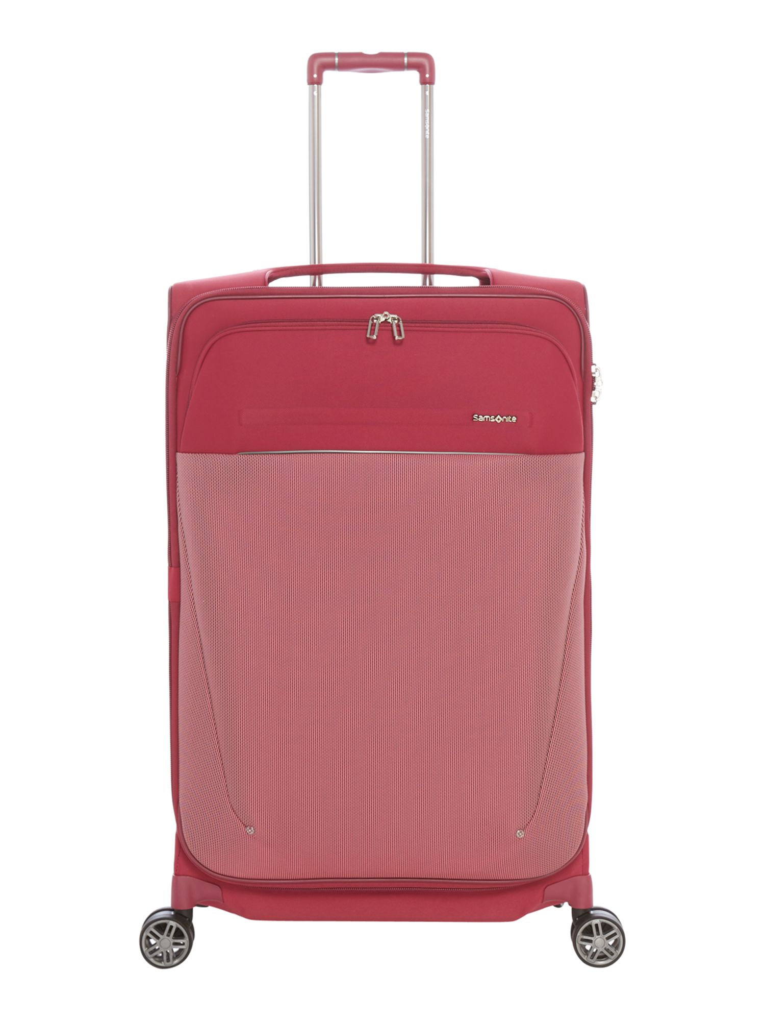 Samsonite B-Lite Icon Granita Red 71cm Medium Spinner Case, Red