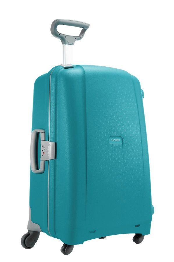 Samsonite Aeris Cielo Blue 82cm Extra Large Spinner Case, Blue