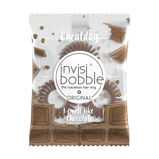 Invisibobble Scented I Smell Like Chocolate 3 Pack