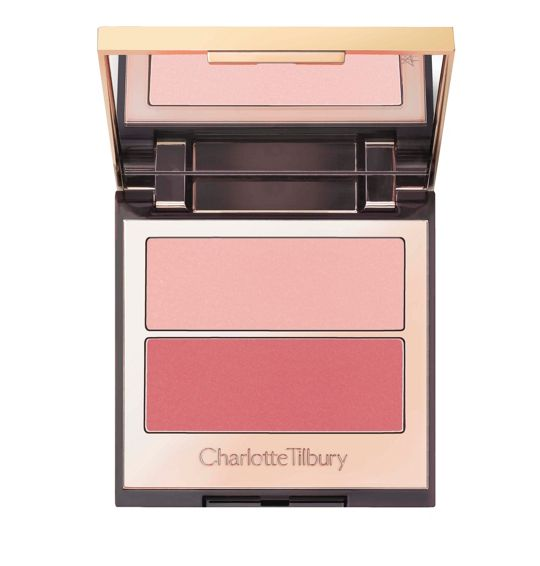 CHARLOTTE TILBURY Pretty Youth Glow Filter Blush Highlighter Duo