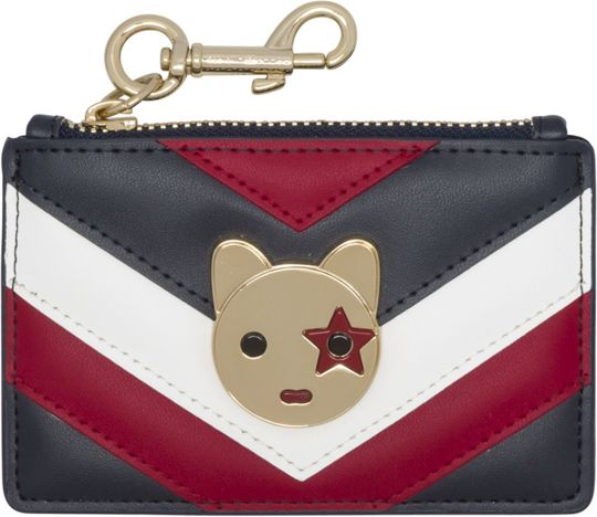 Tommy Hilfiger Mascot Card Holder With Gift Box