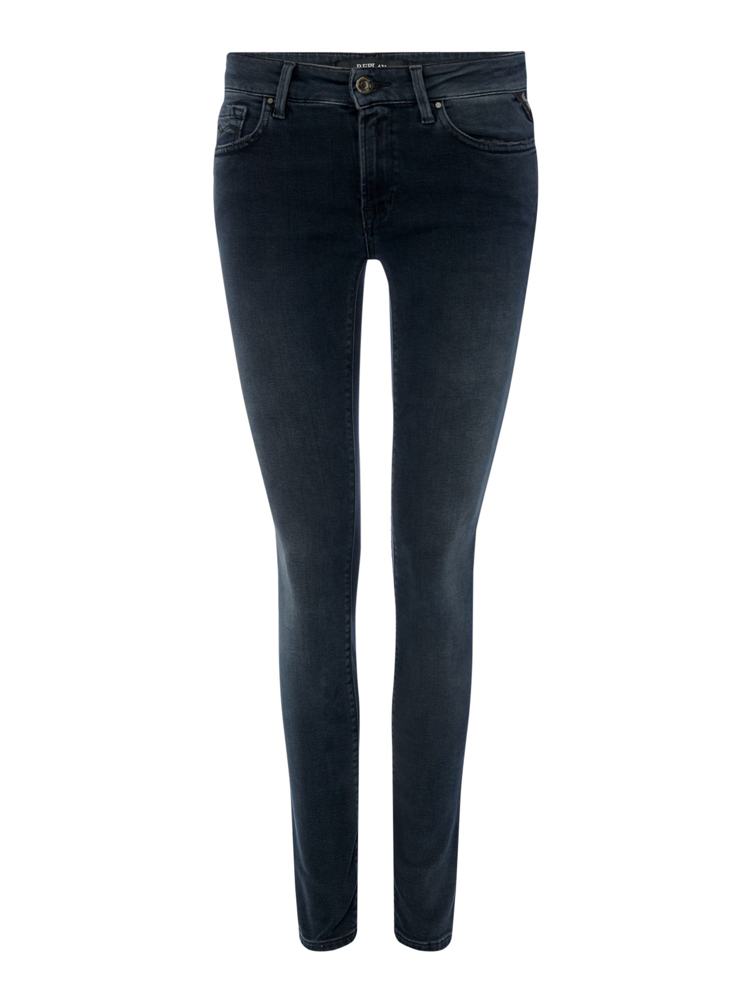 Luz Skinny Fit Jeans, Blue