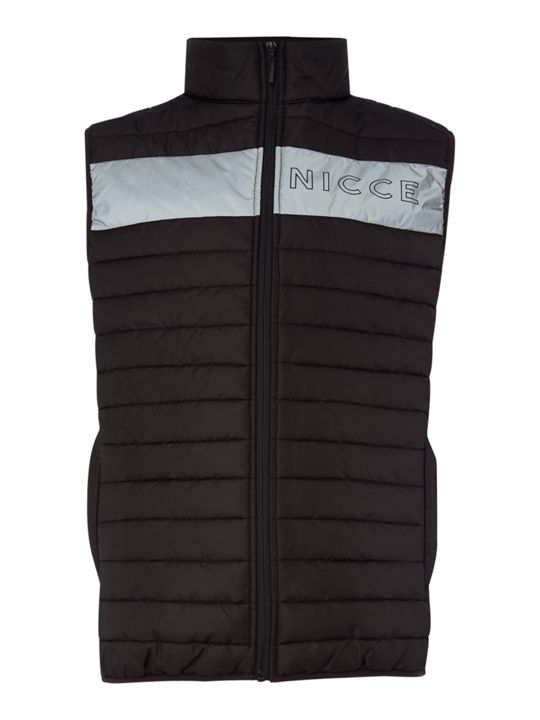 NICCE Monte Panelled Gilet