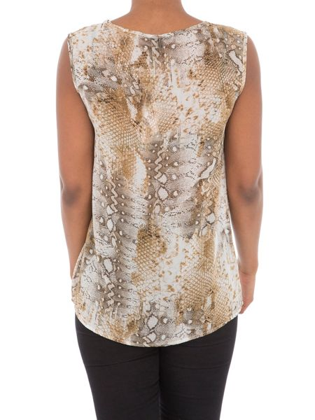 Relish Natalia Printed Top