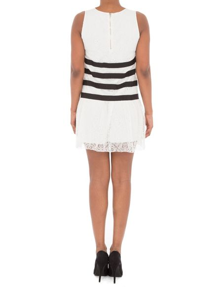 Relish Marshal Sleeveless Short Dress