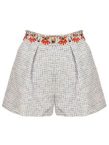 Tyler Floral Shorts