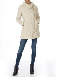 Relish Long puffer jacket