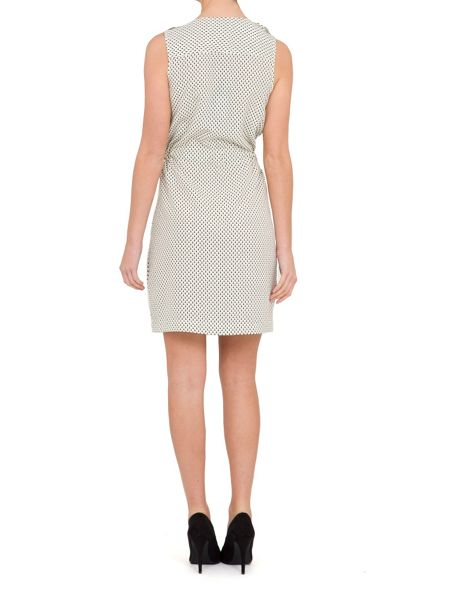 Relish Relish Dress With Frontal Zip Fastening