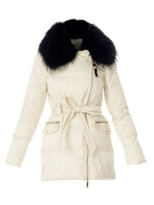 Relish Brock long padded jacket
