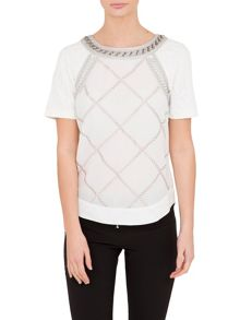 Relish Relish Embellished Top