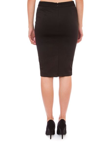 Relish Textured Tube Skirt