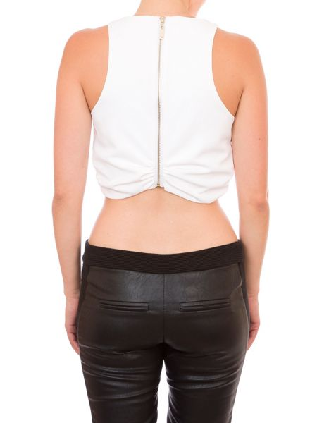 Relish Cropped Top