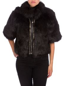 Relish Faux Fur Jacket