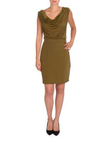 Relish Cowl Neck Dress