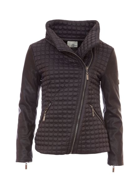 Relish Quilted Jacket