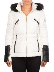 Relish Cropped Parka