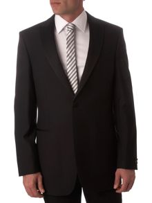 Single breasted formal dinner suit jacket