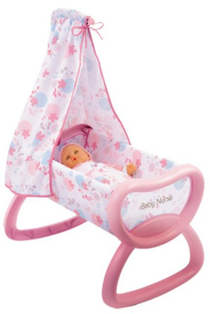 Smoby Baby Cradle 024015
