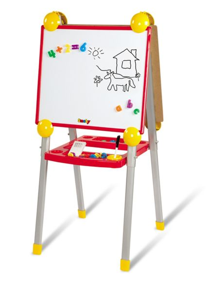 Smoby Double sided Easel