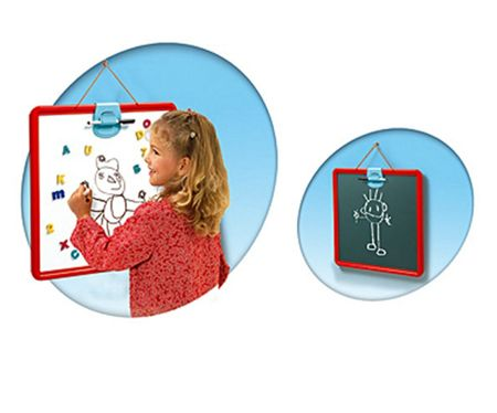 Smoby Double sided display board