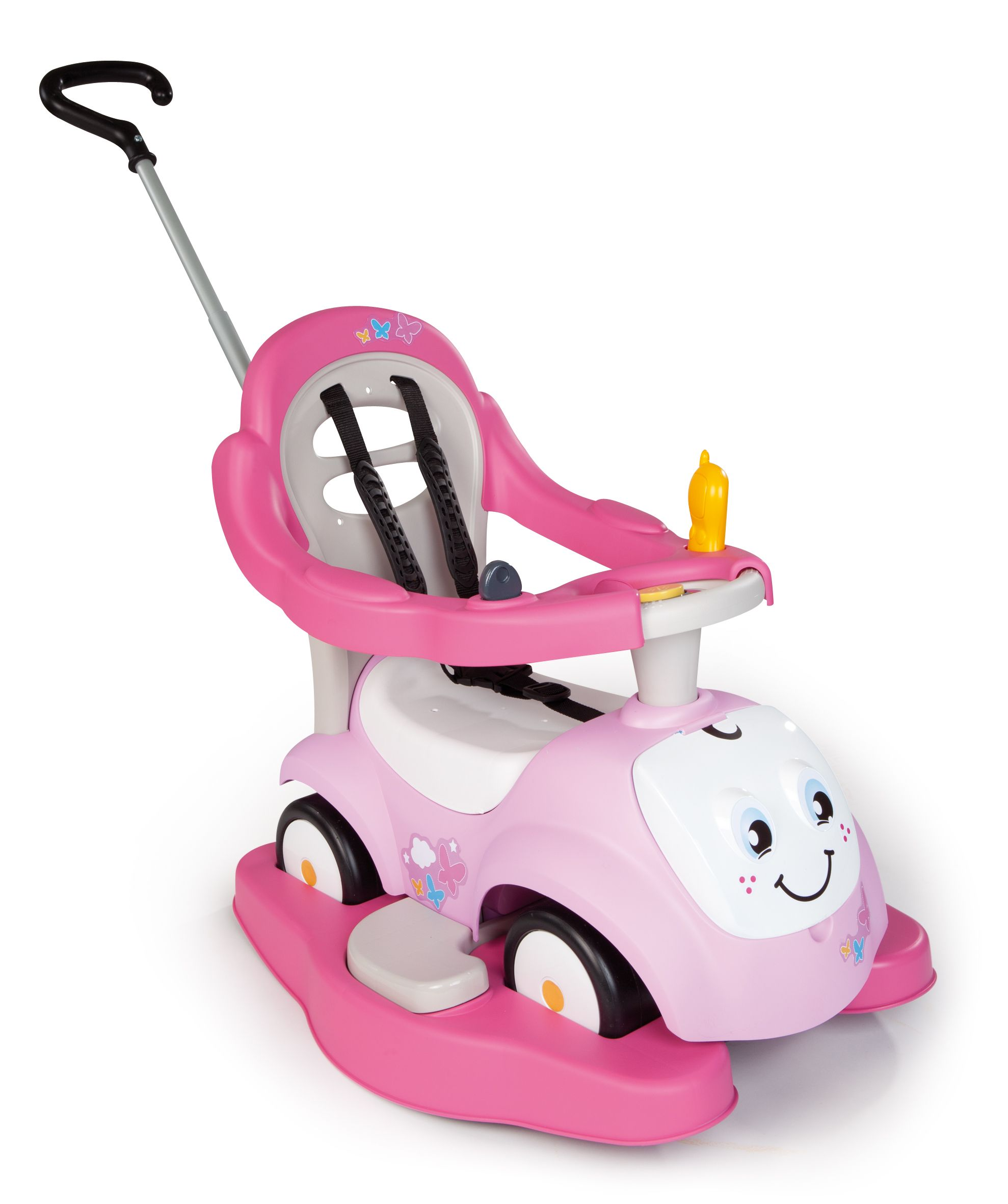 Smoby Maestro II Girls Ride On