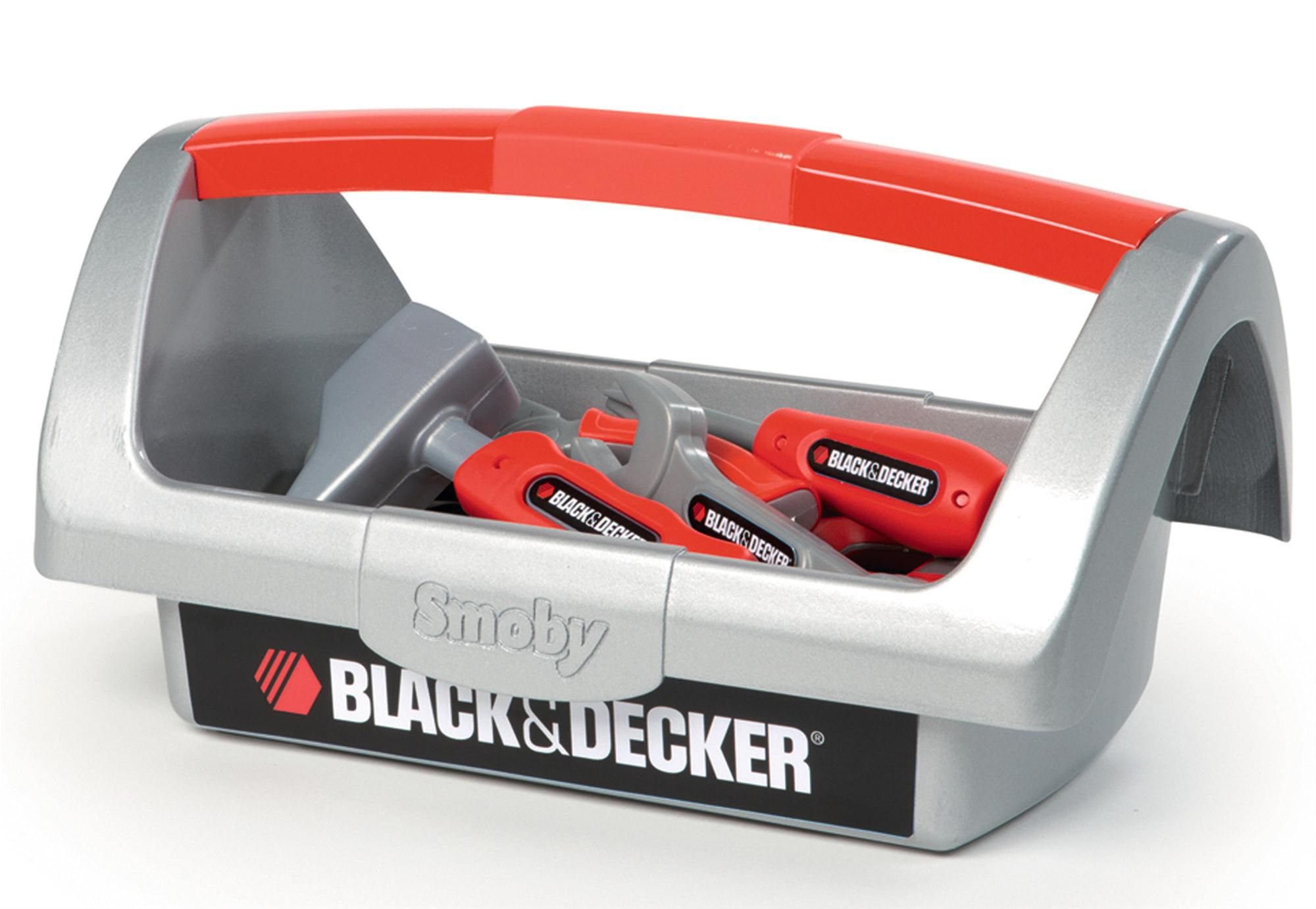 Black & Decker Tool Box