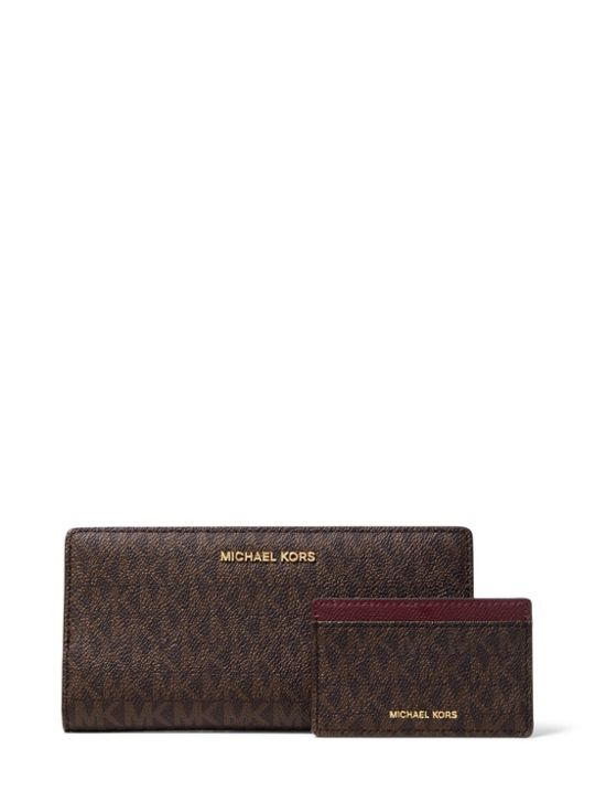Michael Kors Money Pieces Large Card Case Caryyall
