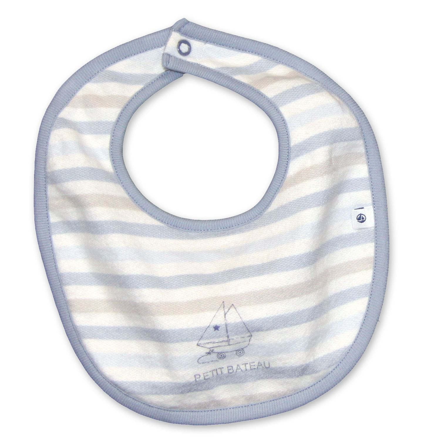 Baby boy small bib