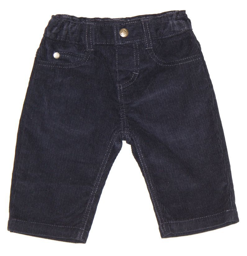 Baby boy 5-pocket trousers