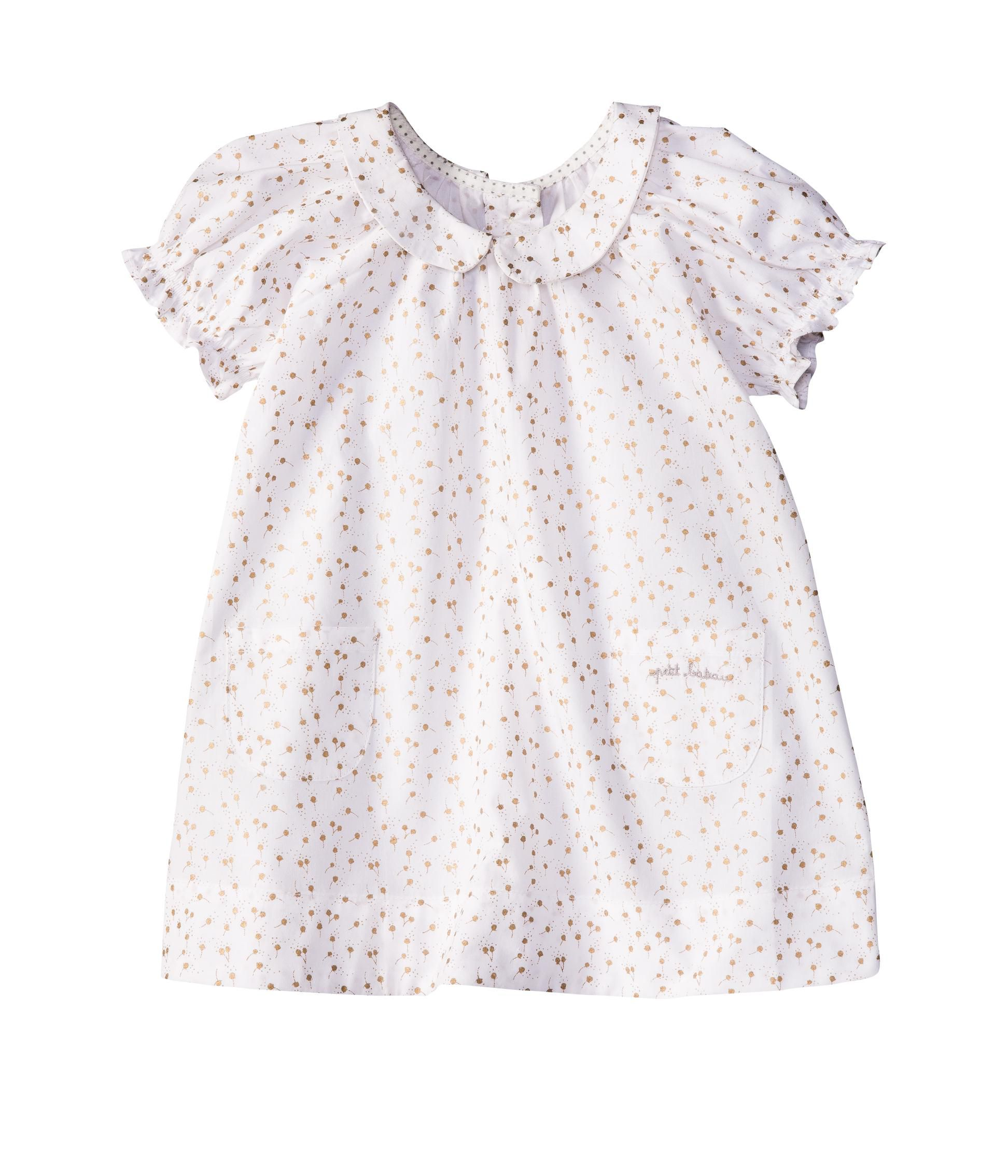 Baby girl cherry dress