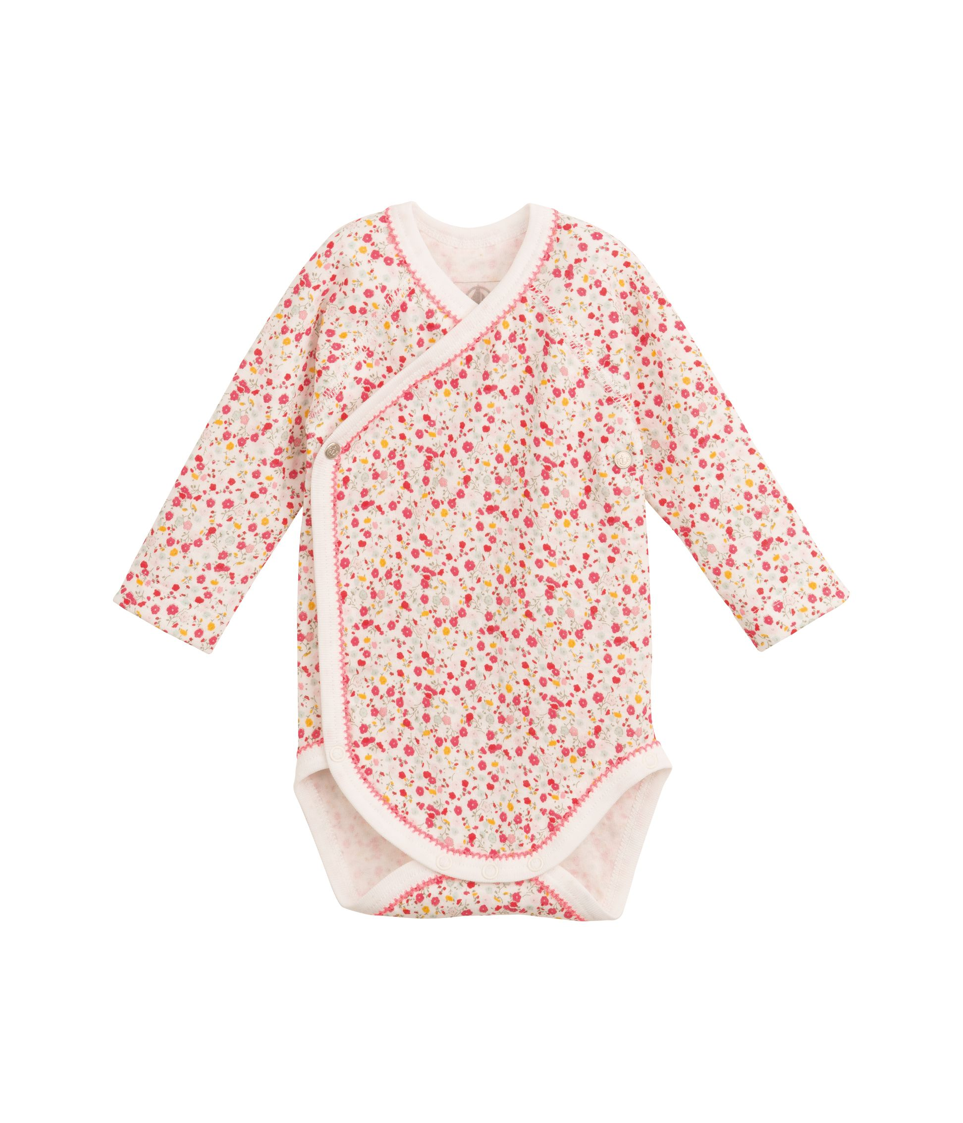 Newborn baby long-sleeved bodysuit