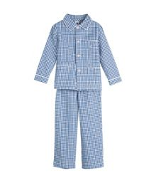 Boy`s gingham pyjamas